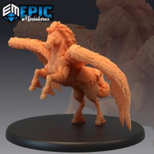 Pegasus Saddle