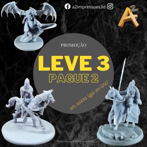 Read more about the article Promoção Leve 3 e Pague 2
