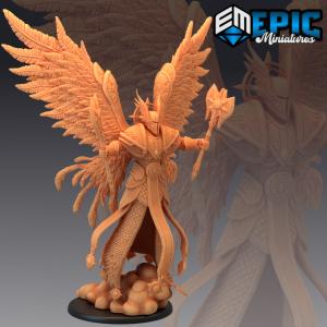 Archangel Axe